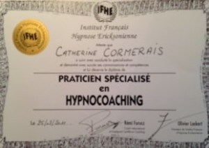 DIPLOME HYPNOCOACHING